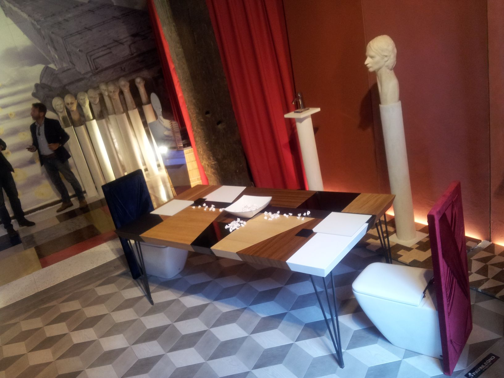Bologna design week michele volpi studio interior design - Interior designer bologna ...