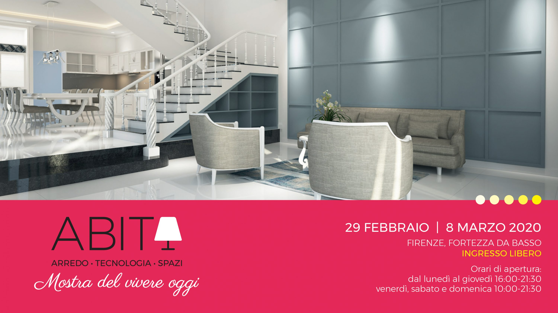 ABITA mostra del vivere oggi - Firenze 2020