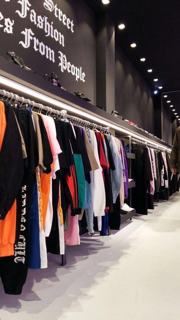 Alta Tensione Abbigliamento - Livorno
