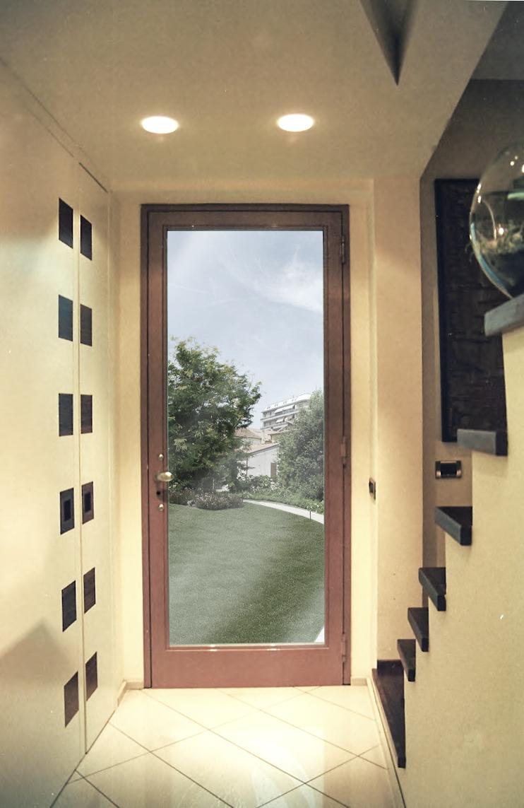 interior design ingresso