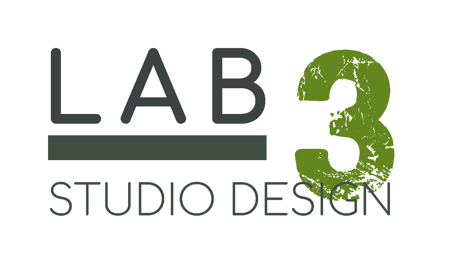 logo LAB 3 Studio Design