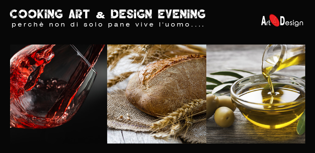 Cooking Art & Design evening