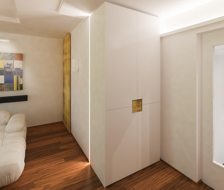 interior design per un ingresso