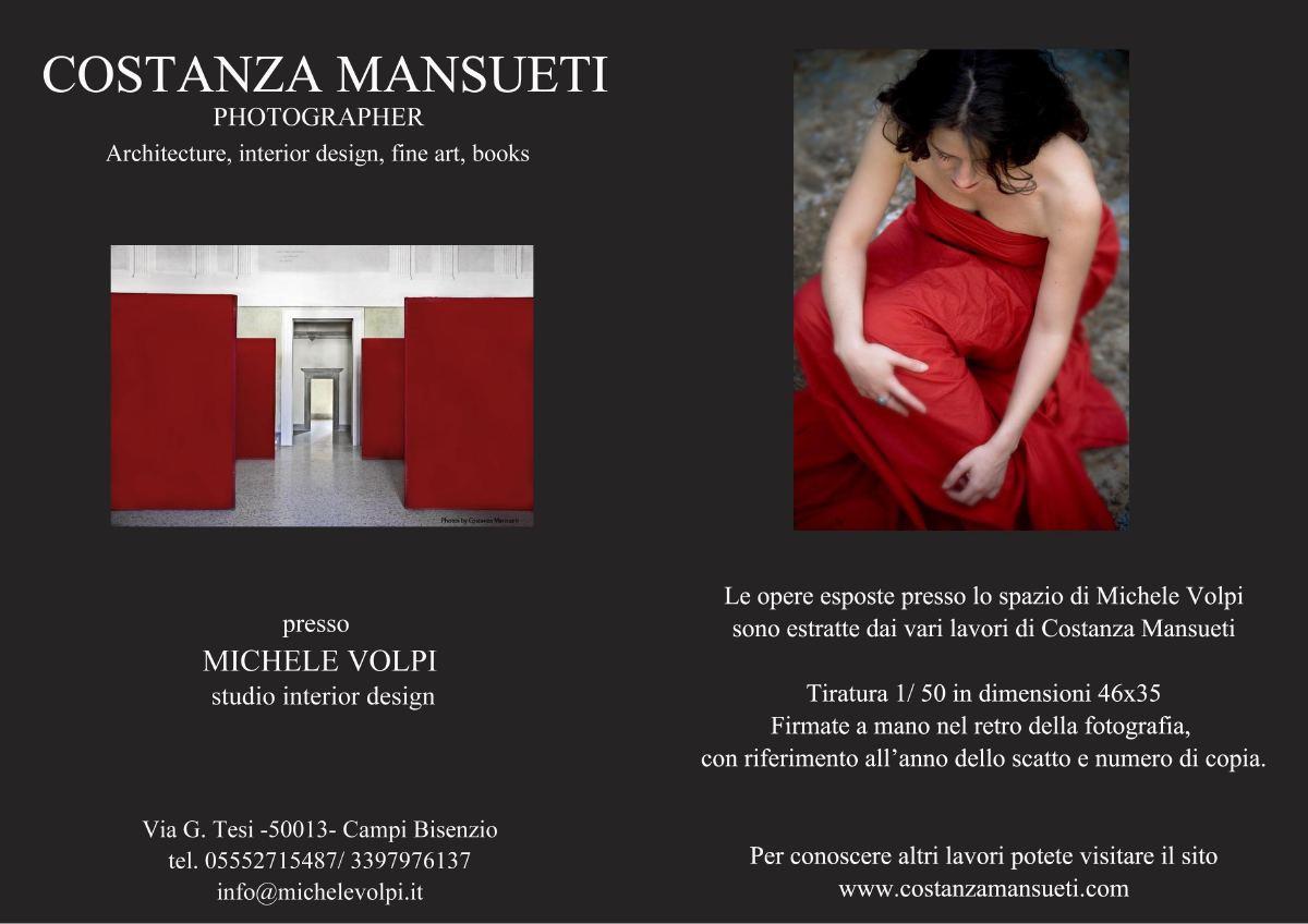 COSTANZA MANSUETI - FOTOGRAFA