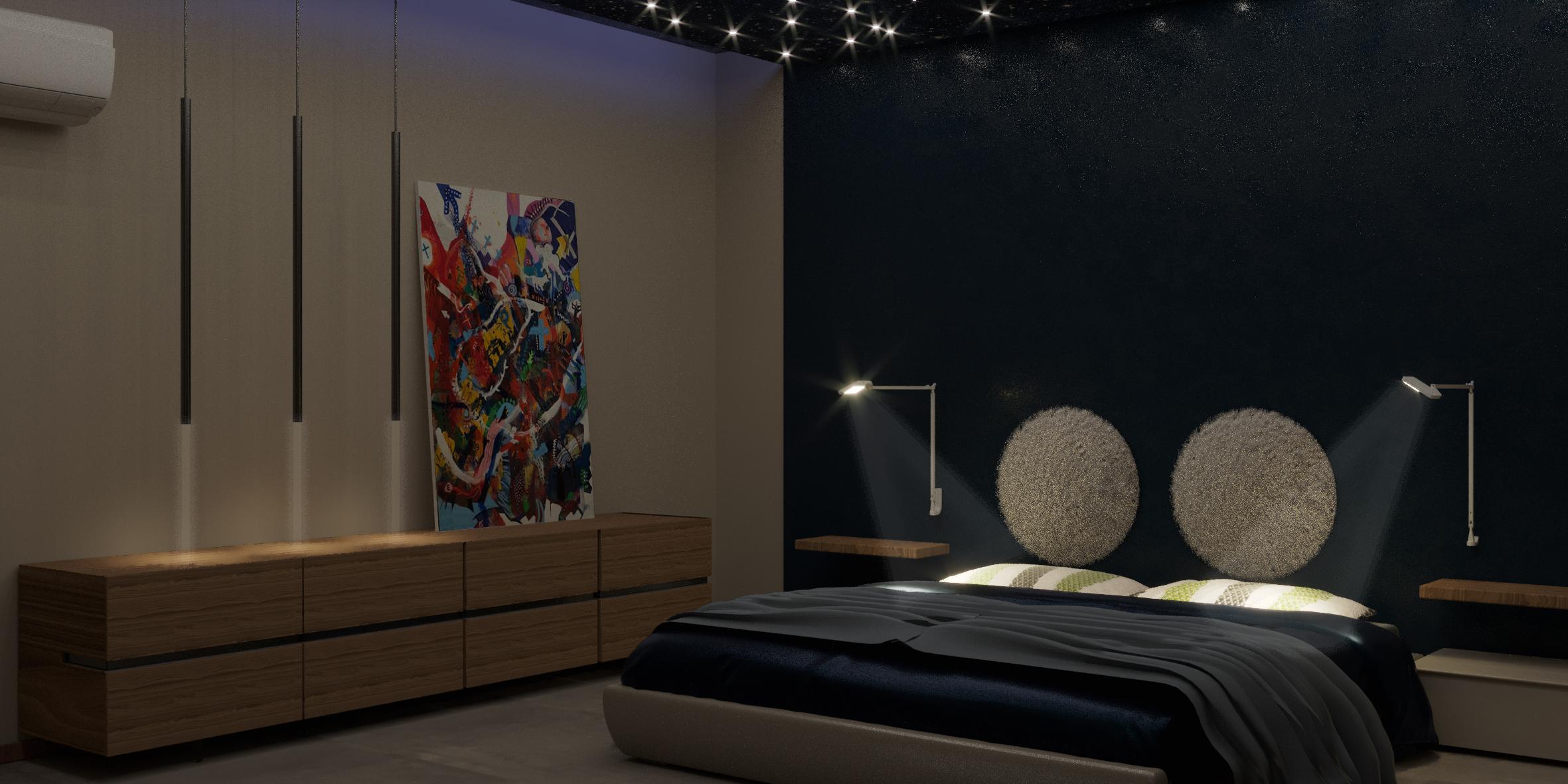 ONIRIC BEDROOM